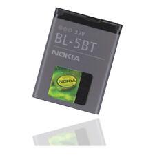 Batería, Batería para Nokia 2600c, 7510 Supernova -bl-5bt-ORIGINAL -870mah