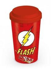 Official DC Comics - The Flash - Ceramic Travel Mug In Presentation Box