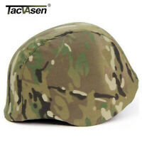 Tactical Camouflage Helmet Cover Fit For M88 Military Outdoor CS Airsoft Gear