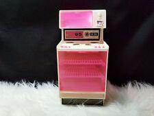 Vintage 1970's Barbie Dreamhouse Stove