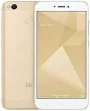 Xiaomi Redmi 4 3GB RAM - 32GB Gold 5 inch 13MP - Open Box - 6m Warranty