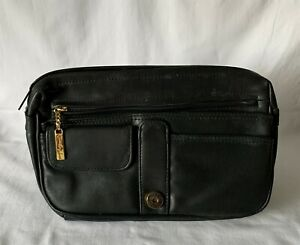 Ladies Claire Langford Branded Bag / Purse Lots of Compartments Magnetic + Zip