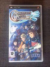 Phantasy Star Portable - Sony PlayStation Portable (PSP) - Action RPG