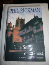 The Smile of a Ghost by Phil Rickman (Hardback, 2005) MACMILLAM