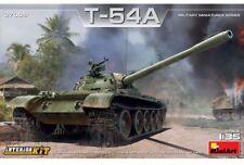 PLASTIC MODEL BUILDING T-54A INTERIOR KIT SOVIET MEDIUM TANK 1/35 MINIART 37009
