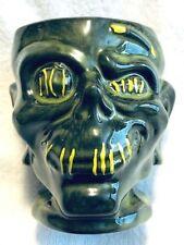 Trader Sams Disney World 1st Edition Shrunken Zombie Head Tiki Mug Grog Grotto