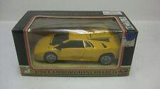 Lamborghini Countach Disegno Bertone 1:24 Scale Diecast Special Edition NEW 1740