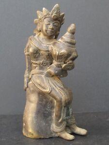 Lady IN L'Offertory, Bronze of Burma