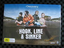 HOOK LINE & SINKER COLLECTOR'S GIFT NEW SEALED ABALONE FISHING DEADLIEST CATCH