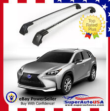 For LEXUS NX200t NX300h15 -17 Top Roof Rack Baggage Luggage Cross Bar crossbar