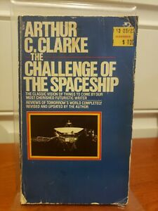 The Challenge of the Spaceship by Arthur C. Clarke (1961, Paperback)