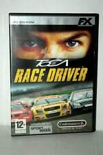 TOCA RACE DRIVER GIOCO USATO OTTIMO STATO PC CDROM VERSIONE ITALIANA RS2 41305