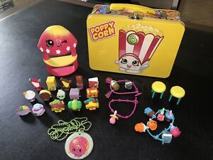 Lot of Shopkins - All Different Season - Poppy Corn Tin, Accessories and More!