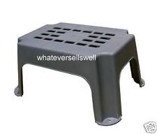 PORTABLE CARAVAN STEP motorhome camper seat van plastic