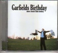 (BL882)Garfields Birthday,More Sense Than Money-2010 CD