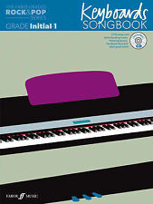 Keyboards Songbook: Initial to Grade 1 by Faber Music Ltd (Mixed media product,…