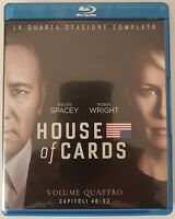 House of Cards - stagione 4 - BluRay
