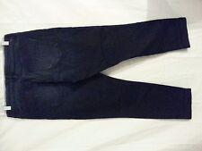 Ann Taylor Loft Skinny Jeans 27/4 Black Denim