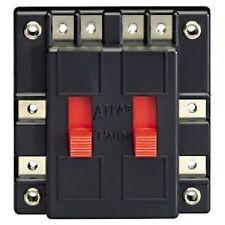 Atlas #210.Twin Double-Pole, Double-Throw Switches  HO, N & O - NIB