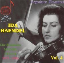 Ida Haendel Collection 4, New Music