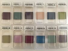 AVEDA new LOT set of 12 eye shadow color green purple lilac beige blue teal gift