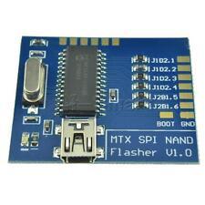 Matrix NAND PROGRAMMATORE SPI NAND FLASHER MTX v1.0 veloce USB PROGRAMMATORE SPI NAND come