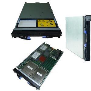 IBM Blade Server JS21 2xPowerPC  2 x 2,7GHz 7988-J21