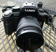 Panasonic LUMIX DMC-GH2K 16.0MP Digital Camera - Black (Kit w/ ASPH 14-42mm...
