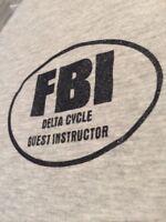 FBI CIA Task Force US Embassy Islamic Republic Jordan Unisex Dry Fit tshirt NWT