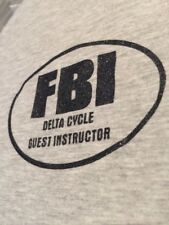 FBI CIA Task Force US Embassy Islamic Republic Jordan Unisex Dry Fit tshirt NWT