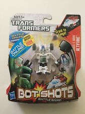 Transformers Bot Shots Jetfire Series 1 B010