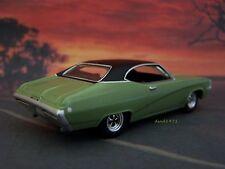 1968 68 BUICK GS 400 SKYLARK 1/64 SCALE DIECAST MODEL DIORAMA COLLECTIBLE