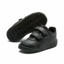 Puma Stepfleex 2 SL VE Inf Kinder Baby Schuhe Sneaker 192523 Schwarz