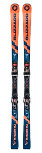 Blizzard Firebird WRC Herren Ski + Marker XCELL 14 Racing Skier ALS20