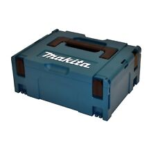 Makita Makpac Gr. 2 leer Systemkoffer Systainer Werkzeug Koffer Macpac NEU