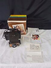 Polaroid Colour Swinger Land Camera Boxed