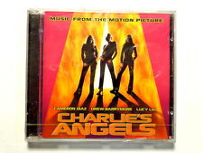 CHARLIE'S ANGELS  -  MUSIC FROM THE MOTION PICTURE  -  CD 2000 NUOVO E SIGILLATO
