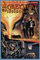 Greyshirt: Indigo Sunset #3 (Feb 2002, DC) Rick Veitch [America's Best Comics]