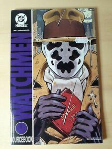Mayfair Games DC Heroes Watchmen Sourcebook