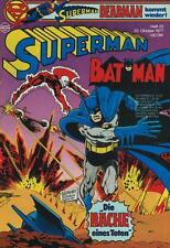 Superman 1977/ 22 (Z1, Sm), Ehapa