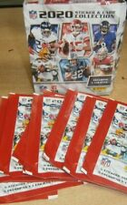 Panini Official 2020 NFL Stickers & Cards :Choose 10 25 50 packs Box