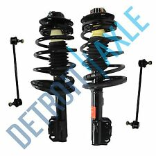 (2) Front Strut Kit 1997 1998 1999 2000 2001 Toyota Camry 2.2L w/ sway bar link