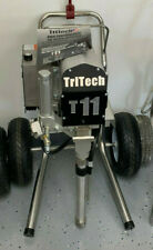 Airless Paint Sprayer Tritech With Free Extras 25000