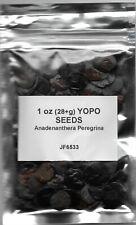 1 oz (28+g) Yopo Seeds (Anadenanthera Peregrina) Peru - Freshly Harvested