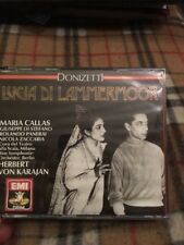 Donizetti: Lucia Di Lammermoor By Donizetti,Herbert von Karajan, Callas