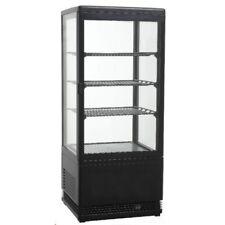 Vetrina frigorifero refrigerata banco frigo  cm 42x38x96 +2 +12 RS3712