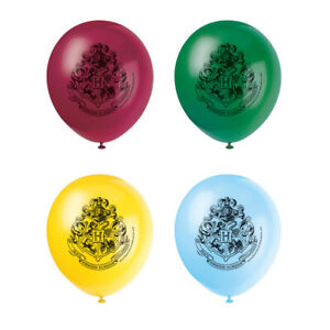 """12"""" Latex Balloons Harry Potter Childrens Hogwarts Birthday Party Decorations"""