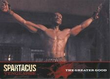 Spartacus Vengeance Episode Synopsis Base Card E8