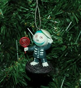 The Nightmare Before Christmas Barrel Halloween, Christmas Ornament
