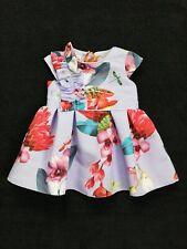 Girls Ted Baker Dress 3-6 Months